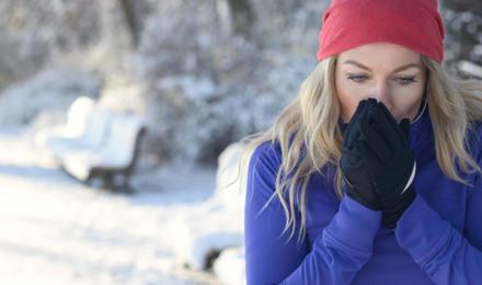 sport bei erkältung ohne fieber