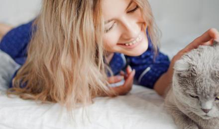 alergia al gatto