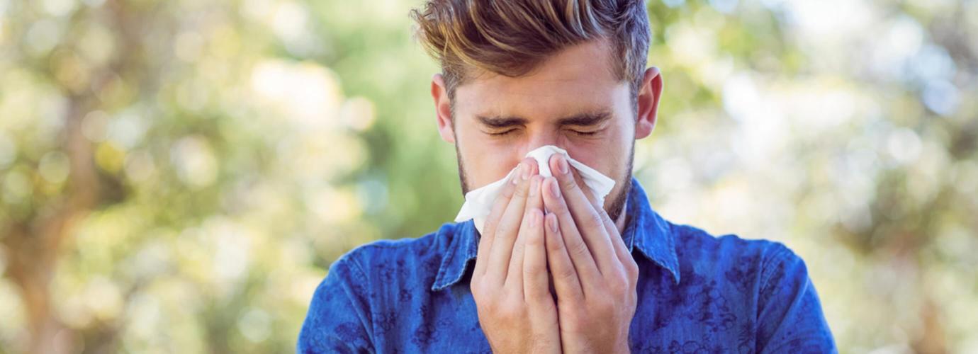 Hooikoorts Symptomen