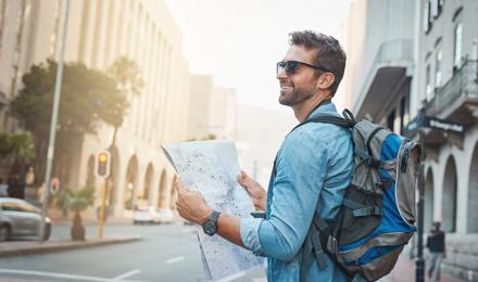 Zum ersten Mal alleine reisen: Tipps für Einsteiger