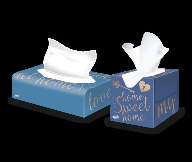 Tempo zakdoekjes en tissues