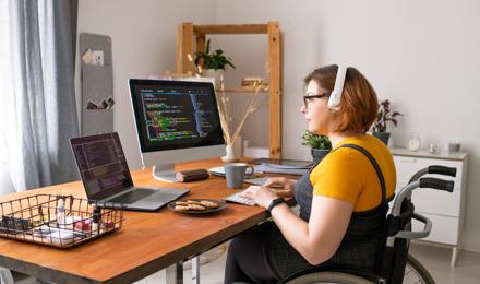 Zuhause arbeiten: Die 3 besten Home Office Tipps