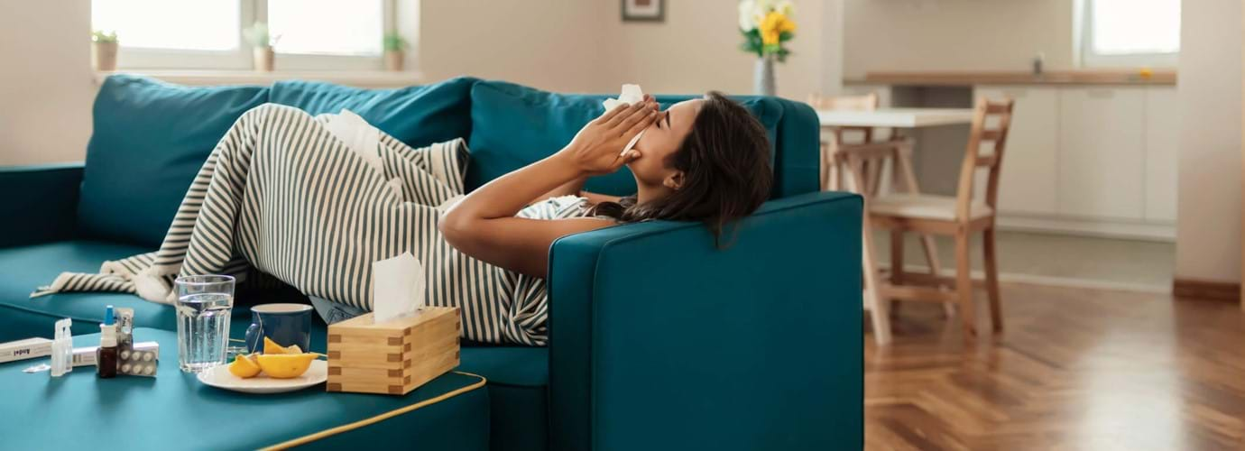 Wat te doen tegen kriebelhoest?