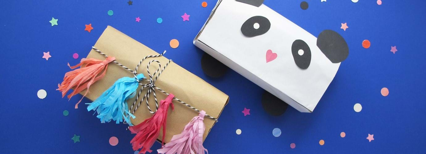How to make a birthday gift box
