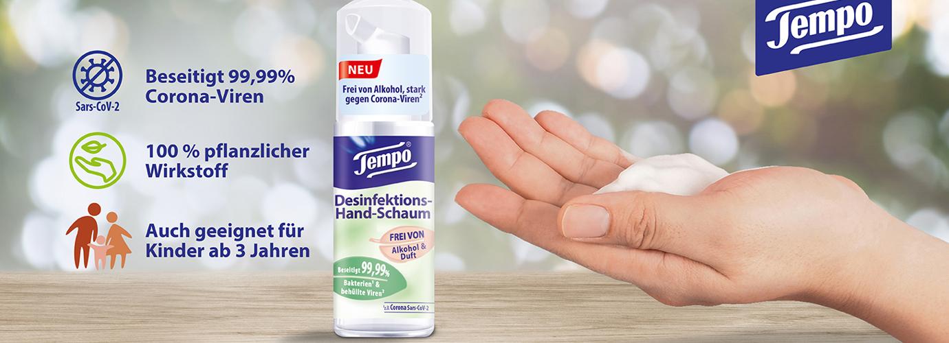 Tempo Hand Sanitizer