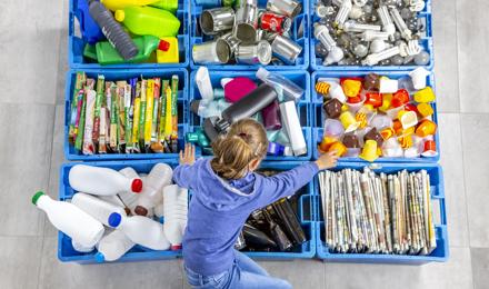 Come si ricicla la plastica e come viene trasformata?