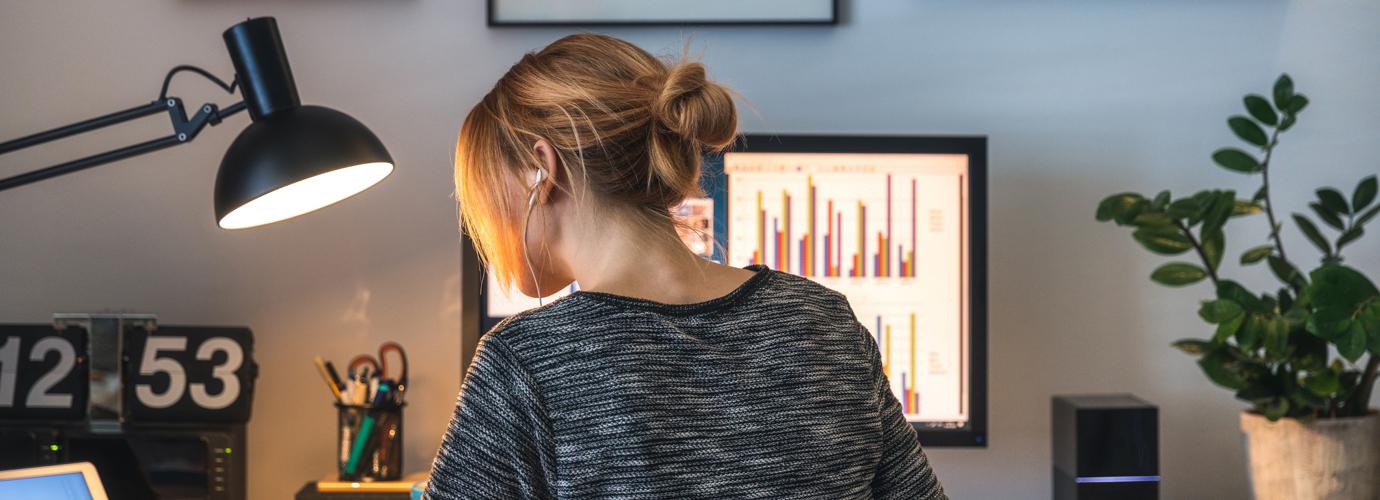 Homeoffice einrichten: Tipps für einen harmonischen Arbeitsplatz
