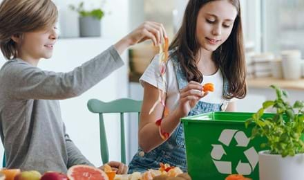 """Il concetto del """"riduci, riusa, ricicla"""" e come metterlo in pratica"""