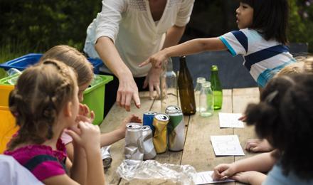 Weetjes over plasticvervuiling voor kinderen