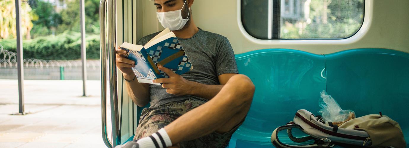 Pandemie-Checkliste zum Handtasche packen: Mundschutzmaske & Co.