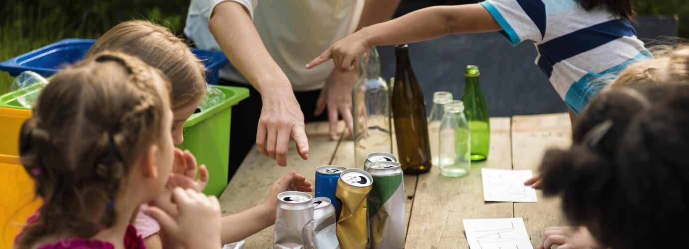 Idee per giochi di riciclaggio divertenti